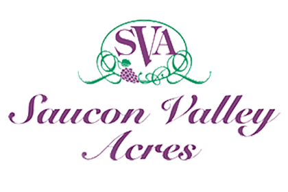 Saucon Valley Acres Retina Logo