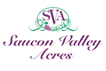 Saucon Valley Acres Mobile Logo
